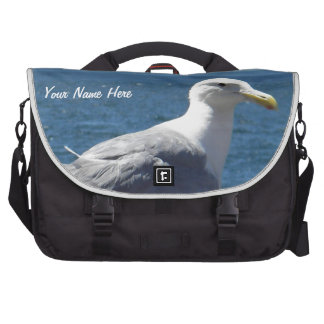 Glaucous-winged Gull Commuter Bag