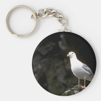 Glaucous-winged Gull Keychains