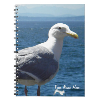 Glaucous-winged Gull Notebook