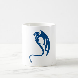 Glaurung the Blue Dragon Coffee Mug