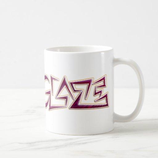 Glaze Studio Street Tag Coffee Mug