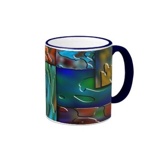 Glazed #2 coffee mug