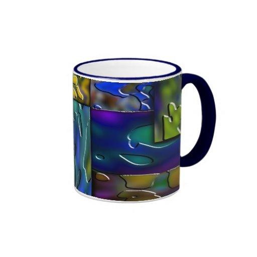 Glazed #3 mugs