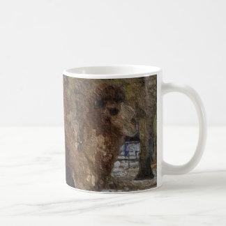 Glazed Camel Art #8083 Coffee Mug
