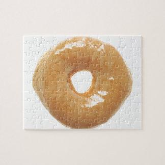 Glazed Donut Jigsaw Puzzle