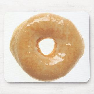 Glazed Donut Mouse Pad