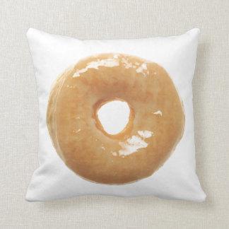 Glazed Donut Pillow