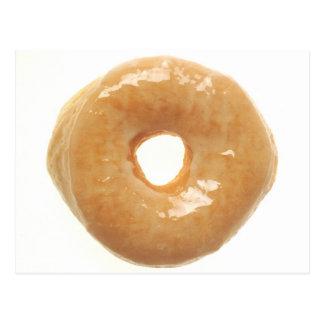 Glazed Donut Postcard
