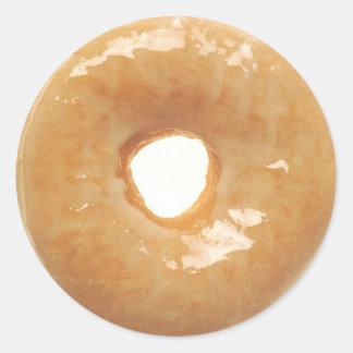 Glazed Donut Stickers
