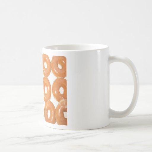 Glazed Donuts Coffee Mug