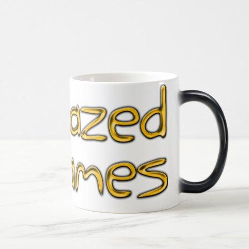 Glazed Games Colour-changing Mug