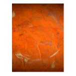 Glazed Terracotta Faux Finish Postcard