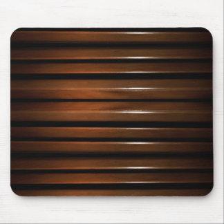 Glazed Wood Background Mouse Pad