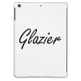 Glazier Artistic Job Design iPad Air Cover