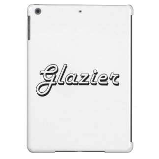 Glazier Classic Job Design iPad Air Cases