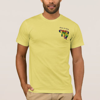GLBT Aries & Virgo T-Shirt