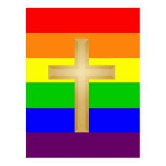 GLBT Christian Pride Postcard