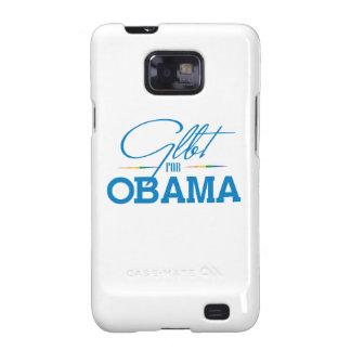 Glbt for Obama Samsung Galaxy SII Cases