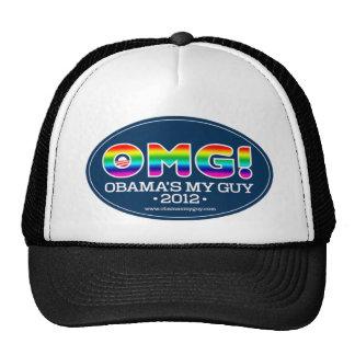 GLBT for Obama Trucker Hat