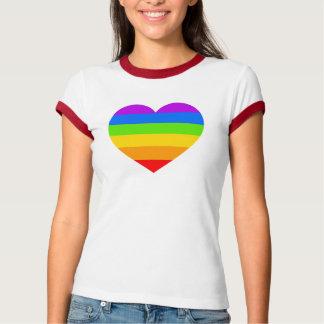 GLBT Heart T-Shirt
