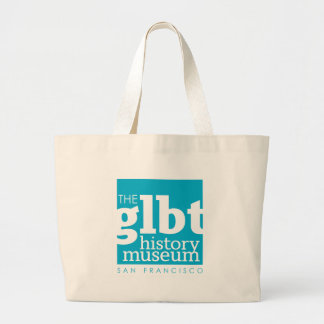 GLBT History Museum Jumbo Tote Bag