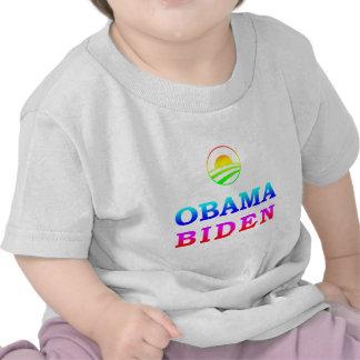 GLBT para Obama Camisetas