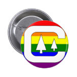 GLBT Pride Camping Button