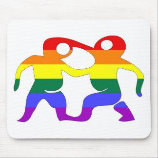 GLBT Pride: Gemini, May 22 - June 21 Mouse Pad