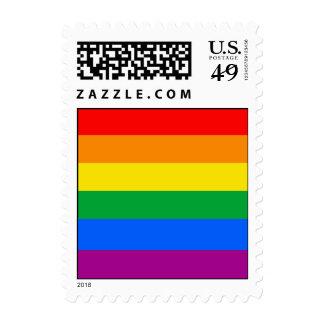 GLBT Pride Postage Stamp