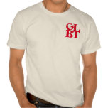 GLBT Red Pocket Pop T-Shirt