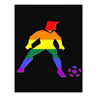 GLBT Soccer Pride Flyer