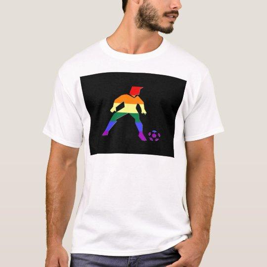 GLBT Soccer Pride T-Shirt