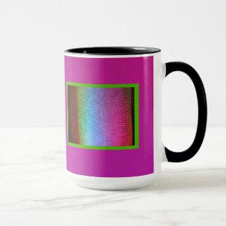 GLBTQ LED Wash Lighting Mug