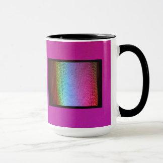 GLBTQ with LED Wash Lighting Mug