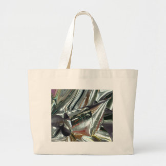 Gleam In Your Eye Large Tote Bag