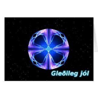 Gleðileg Jól - Polaris Card