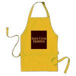 Glee Club Genius Gifts Apron