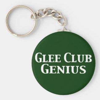 Glee Club Genius Gifts Key Chain