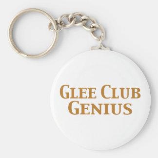 Glee Club Genius Gifts Key Chains