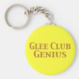 Glee Club Genius Gifts Keychains