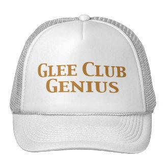Glee Club Genius Gifts Trucker Hat