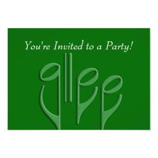 glee club announcement