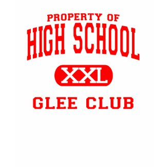 glee club shirt