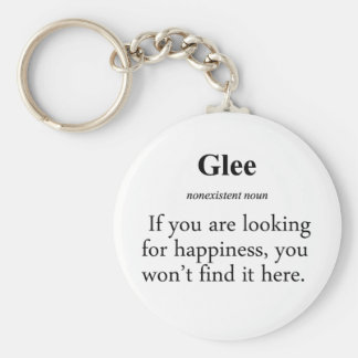 Glee Definition