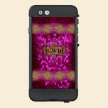 Gleem Shea Pretty VI  Monogram LifeProof® NÜÜD® iPhone 6 Case