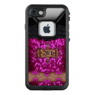 Gleem Shea Pretty VII Cool Monogram LifeProof FRĒ iPhone 7 Case