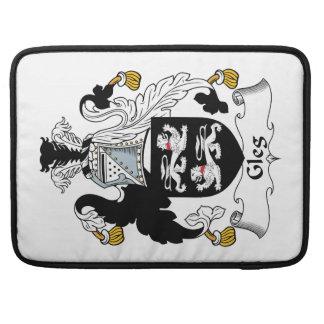 Gleg Family Crest Sleeve For MacBooks