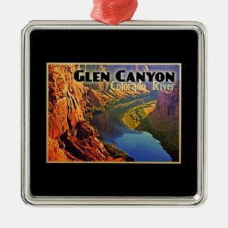 Glen Canyon Arizona Utah Christmas Ornaments