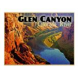 Glen Canyon Arizona Utah Postcard