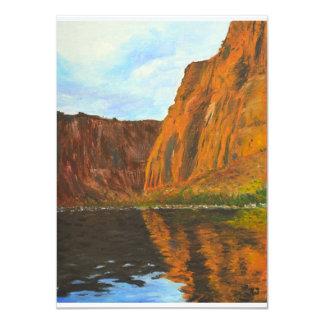 Glen Canyon Colorado River Card